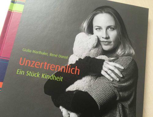 Unzertrennlich -Teddy B im Buch (2014)