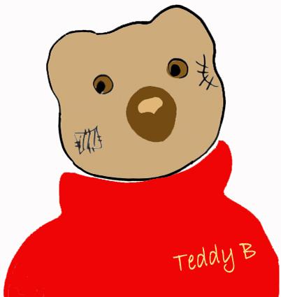 Teddy B - Ein Teddy auf Reisen