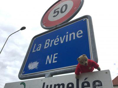 La Brevine im Neuenburger Jura