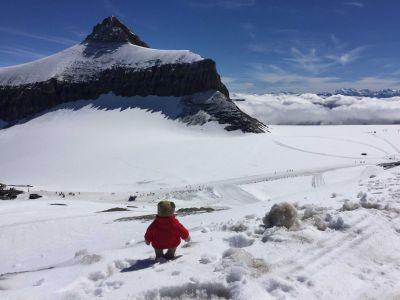 Glacier 3000 und Les Diablerets