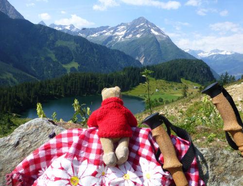 Golzernsee (UR): Stelldichein für Fischers Fritzen
