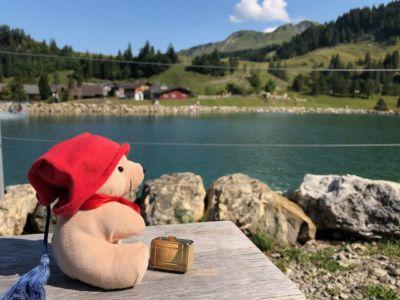 Stoos-Seeli: Junger See und altes Moor