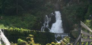 Jaun Wasserfall: Fribourgischer Kraftprotz