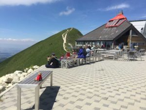 teddy-b.ch - Gipfelrestaurant Le Sommet (FR)