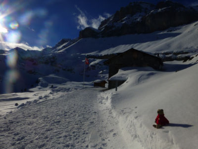 Schwarenbach: Ein Berghotel mit viel Geschichte