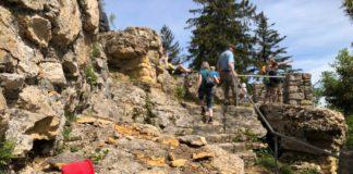 Ruine Alt Tierstein (AG): Ruine mit Biss