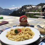 Älplermagrone im Alpstubli Selez