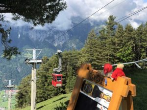teddy-b.ch - Eggberge - Bergbahn
