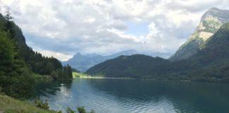 Ausflugsziel Klöntalersee (GL)