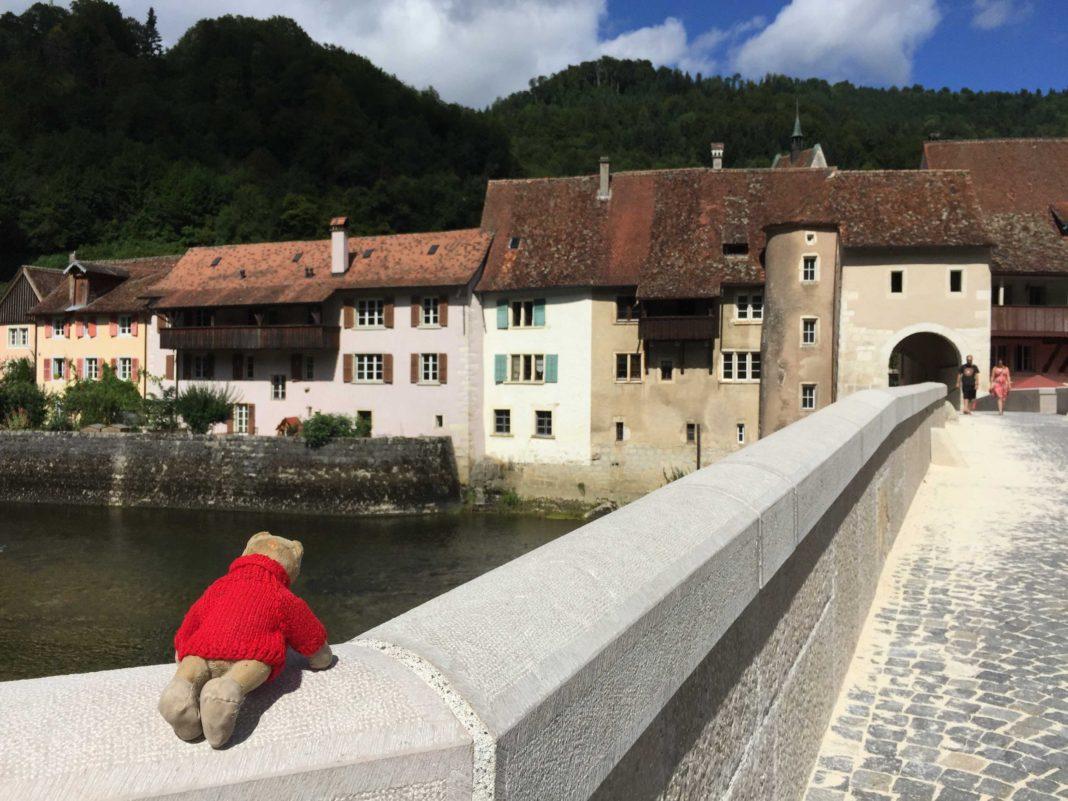 Historische Kleinstadt St. Ursanne
