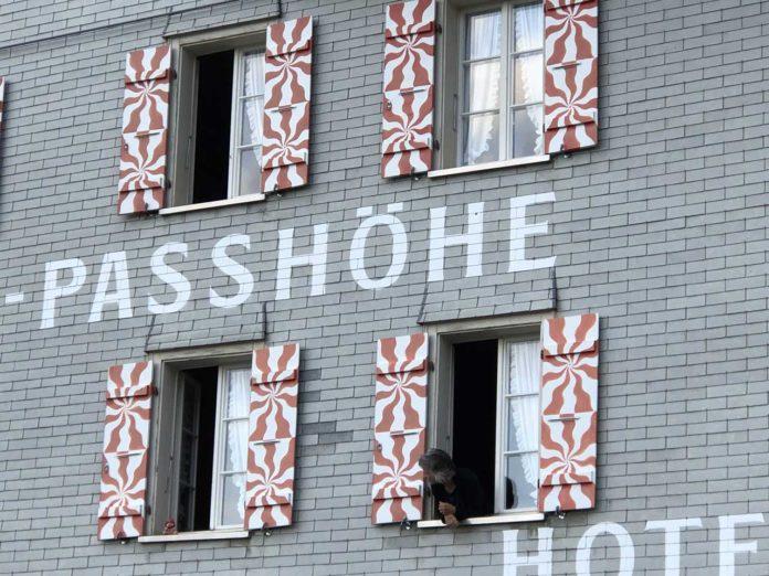 teddy-b.ch - Hotel Klausenpasshöhe (UR)