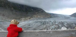 teddy-b.ch - Gletscher Schweiz