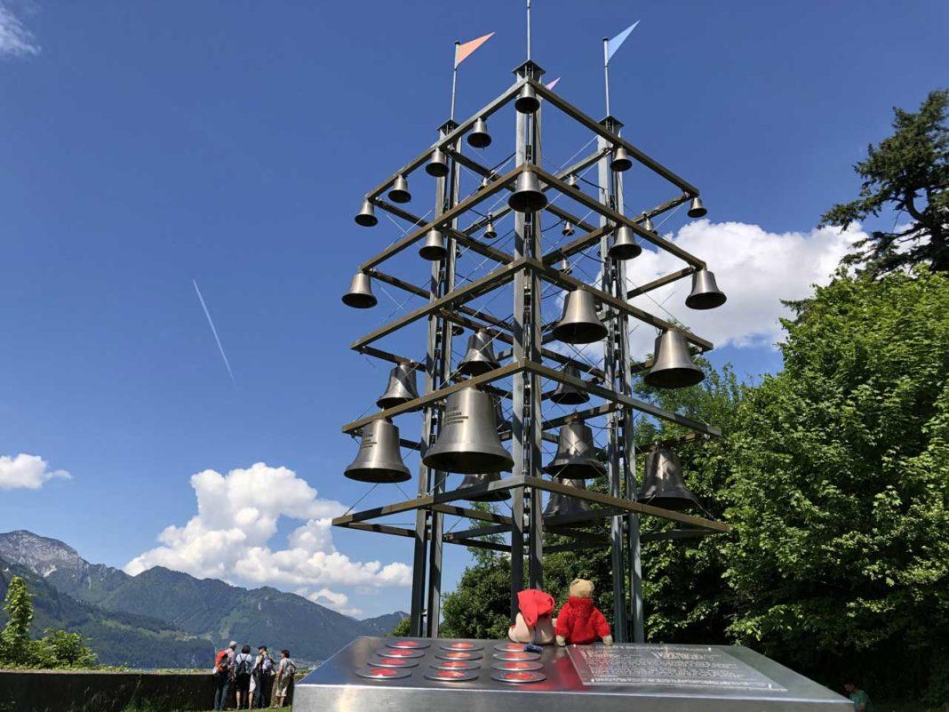teddy-b.ch - Glockenspiel Tellsplatte (UR)