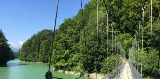 teddy-b.ch - Hängebrücke Lac de Montsalvens (FR)