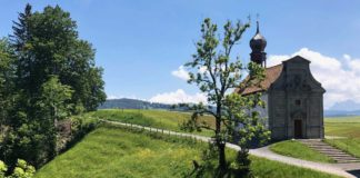 teddy-b.ch - St. Meinrad Kapelle Etzel