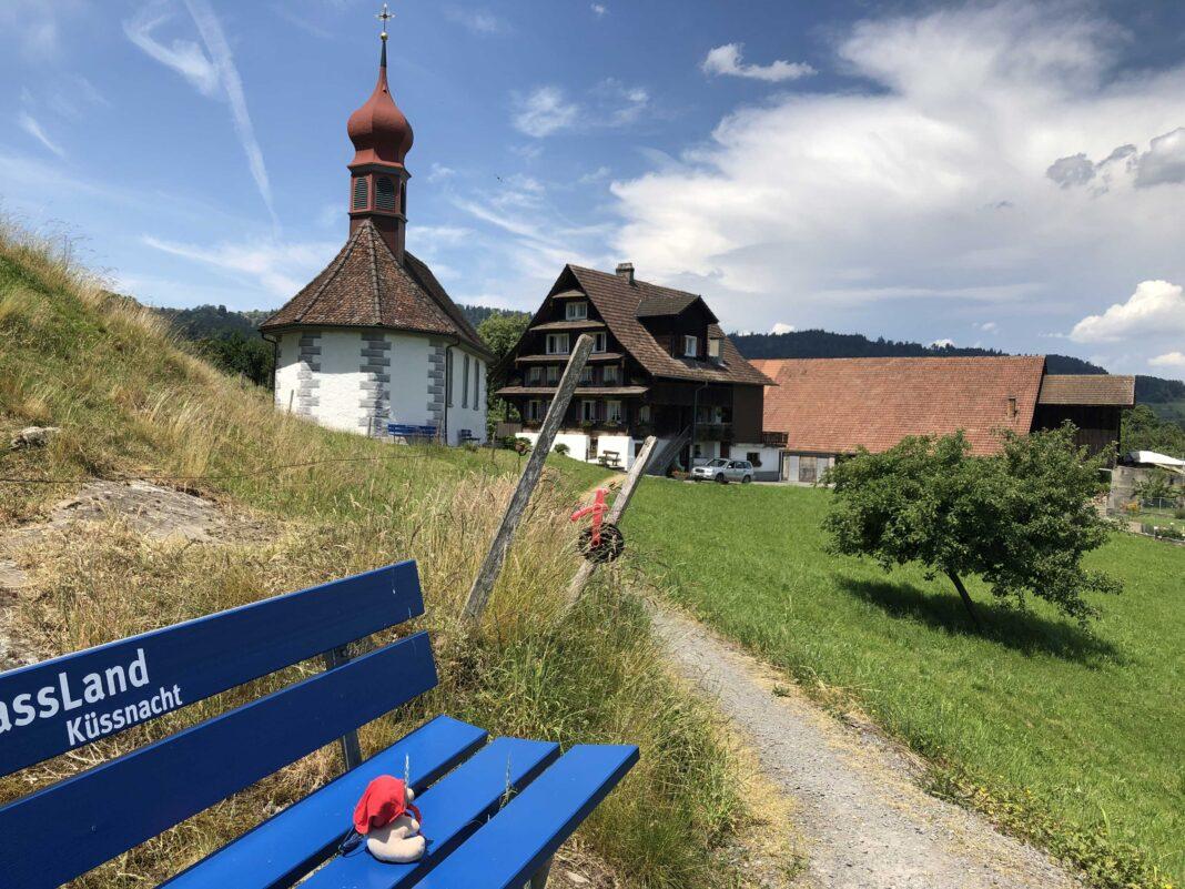 teddy-b.ch - Dry-Chappelen-Weg (SZ)