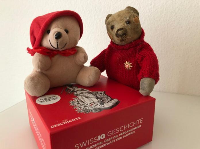 teddy-b.ch - SwissIQ Geschichte