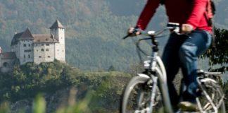 teddy-b.ch - Liechtenstein - Velofahren