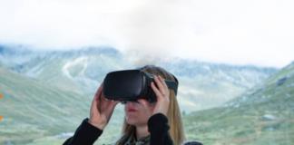 teddy-b.ch - Virtual Reality Glacier Experience