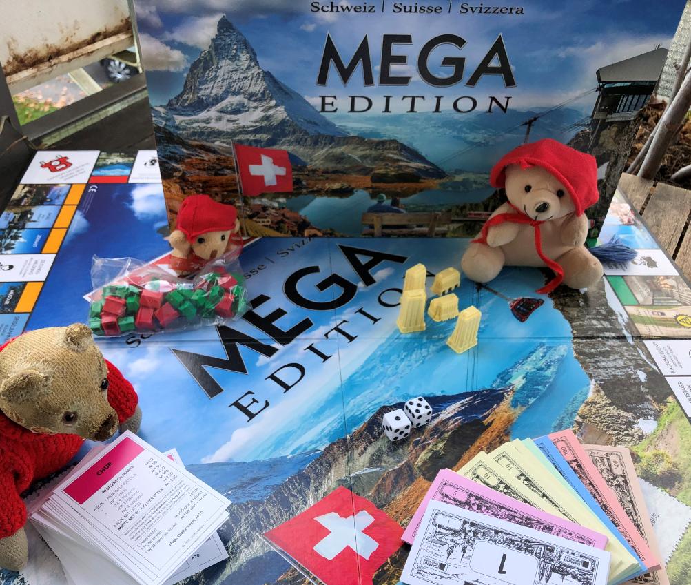 teddy-b.ch - Monopoly Schweiz MEGA Edition