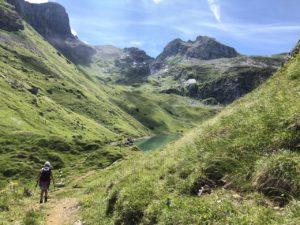 teddy-b.ch - Wanderung Spilauersee