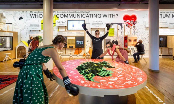 teddy-b.ch - Museum für Kommunikation Bern
