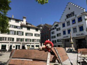 teddy-b.ch - Zürich - Hechtplatz