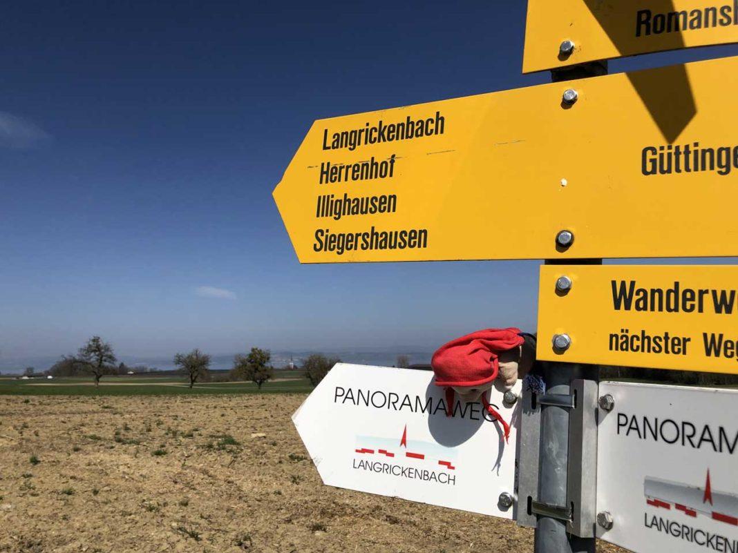 teddy-b.ch - Panoramaweg Langrickenbach