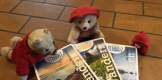 teddy-b.ch - Erlebnis Schweiz - Wanderführer