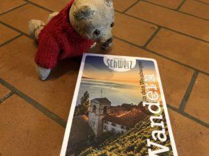 teddy-b.ch - Erlebnis Schweiz - Wandern in den Weinbergen