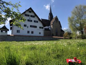 teddy-b.ch - Frontansicht Kloster Kappel am Albis (ZH)