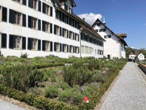 teddy-b.ch - Klostergarten Kappel am Albis (ZH)