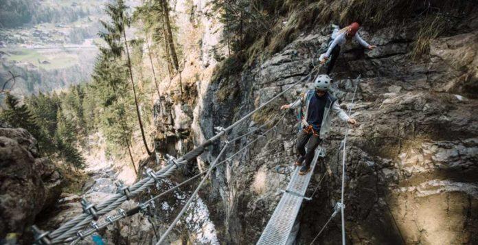 teddy-b.ch - Klettersteig Champéry (VS)
