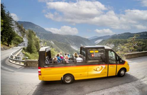 teddy-b.ch - Rheinschlucht-Bus (GR)