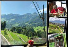 teddy-b.ch - Schmalspurbahnen Alpes vaudoises